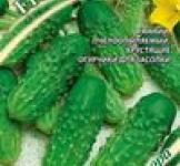 Семена огурца Посол 10 шт (ТМ Гавриш)