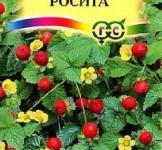 Семена дюшенеи индийской Росита 20 шт.  ТМ Гавриш