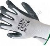 Перчатки  рабочие RTENI WS