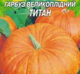 Семена тыквы Титан 2г