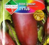 Семена свеклы столовой Титус 100г (Spojnia Польша)