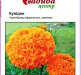 Семена Бархатцев Купидон оранжевые (0,2г)
