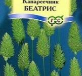 Семена Канареечника канарского Беатрис (1г)