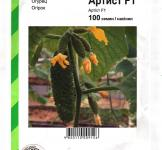 Семена огурца Артист F1 100 (Bejo Голландия)