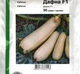 Семена кабачок Дафна F1 50шт (Syngenta Голландия)