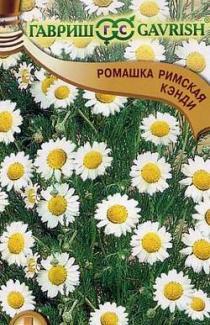 """Ромашка римская Кэнди ТМ """"Гавриш"""" (0,05г)"""