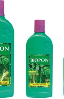 Biopon для зеленых растений 0,5 л