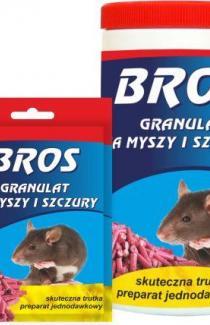 Гранулы от крыс и мышей Bros 90г