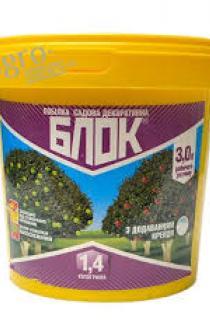 Садовая поб. БЛОК с медным купоросом 1,4 кг