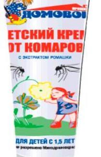 Крем детский от комаров
