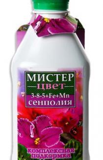 Мастер-цвет Сенполия 300мл