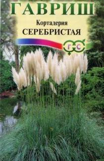 Насіння  Кортадерія Срібна (ТМ Гавриш)