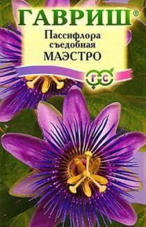 Насіння  Пассіфлора  Маестро 5шт