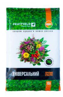 Торфяний субстрат PEATFIELD універсальний 10л