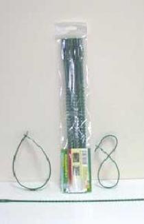 Подвязка для растений СД 34см 10шт