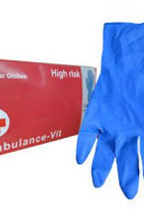 Рукавицы медицинские Ambulance (размеры L, M, XL)