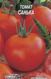 Насіння помідора Санька 3г