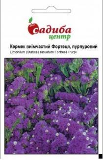 Насіння Кермека Фортеця пурпурпуровий (0,1г)