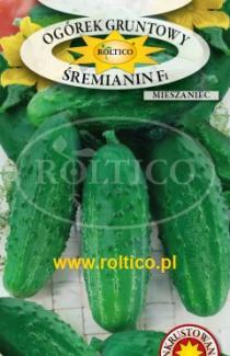 Насіння огірка Шреміанін F1 5г (Roltiko Польща)