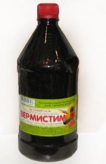 """Удобрение Органическое """"Вермистим"""" 1л"""