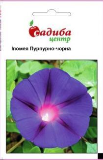 Насіння Іпомеї Пурпурно-чорна (0,5г)