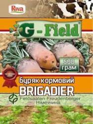 Насіння кормового буряка Бригадир оранжевий 0,5 кг