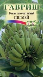 Насіння  Банан  Пігмей  3шт