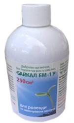 Біостимулятор роста Байкал ЕМ-1У для розсади 250мл