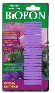 Biopon в палочках для цветущих растений 30шт