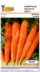 Насіння моркви Флакко 2г (Коуел Італія)