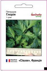 Насіння петрушки листової Глорія 1г