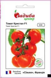 Насіння помідора Кристал  F1 0,02г (Clause Франція)