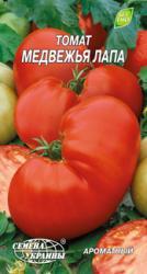 Насіння томата Ведмежа лапа 0,2г