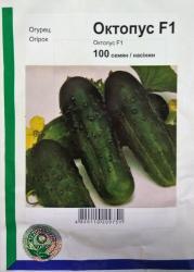 Насіння огірка Октопус F1 100шт (Syngenta Нідерланди)