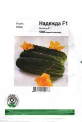 Насіння огірок Надєжда F1 100шт (Monsanto Нідерланди)