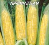 Насіння кукурудзи цукрової Ароматна 20г