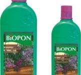 Biopon для балконних квітів 0,5 л