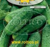 Насіння огірка  Крак F1  5г (Roltiko Польща)