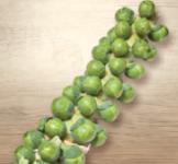 Насіння капусти брюссельскої Мачуга 0,5г