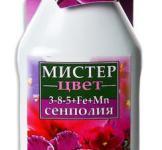 Майстер-колір Сенполія 300мл
