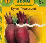 Буряк столовий Опольський 5м (Sedos Польща)