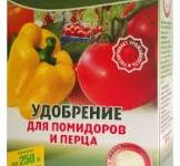 Добриво для помідорів і перцю Чистий лист 300г