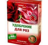 Добриво для троянд Чистий лист 300г