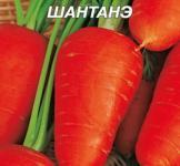 Насіння моркви Шантене  20г Насіння України