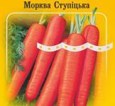 Насіння моркви Ступіцька 5м (Sedos Словаччина)