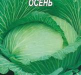 Насіння капусти білоголової Українська осінь 1г