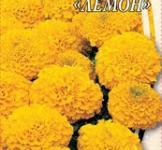 Насіння Чорнобривців низькорослих Лемон (0,3г)
